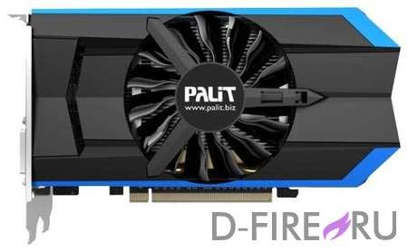 Видеокарта Palit GTX660 2048Mb OEM