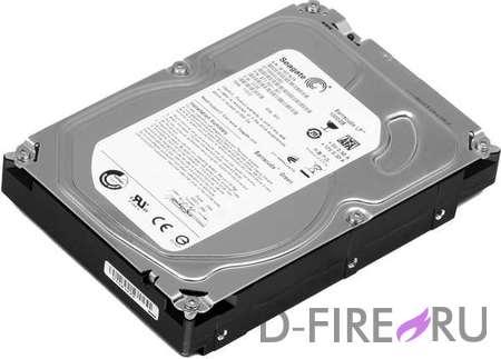 Жесткий диск Seagate 2Tb 3,5'' SATA-III 7200rpm, 64Mb