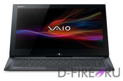 Ультрабук Sony VAIO SVD1321Z9R Touch Screen