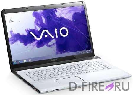 Ноутбук Sony VAIO® SVE1712S1R White