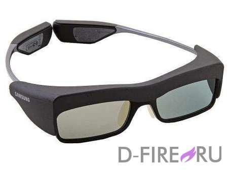 3D Очки Samsung М3750