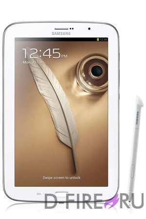 Планшетный компьютер Samsung GALAXY Note 8.0 N5100 (16Gb)