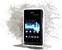 Смартфон Sony Xperia Go (ST27i) белый