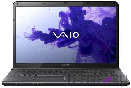 Ноутбук Sony VAIO® SVE1712Z1R Black