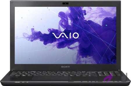 Ноутбук Sony VAIO SVZ1311V9R Black (Некондиция)