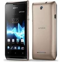 Смартфон Sony Xperia E dual (C1605) шампань