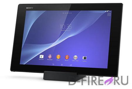 Планшетный компьютер Sony Xperia Z2 Tablet 16 Гб 4G