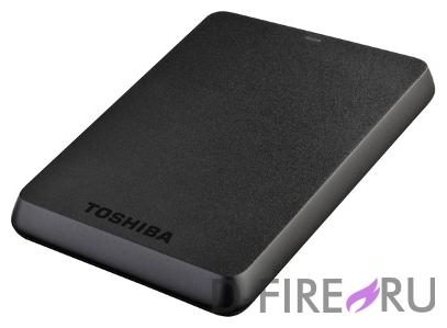 Накопитель данных Toshiba Stor.E Basics 1TB USB 3.0