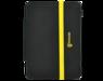 Обложка VIVACASE Neon для PocketBook 515, текстильный, цвет черно-розовый