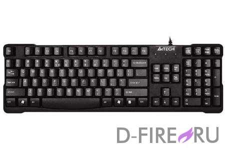 Клавиатура A4-Tech KB-750