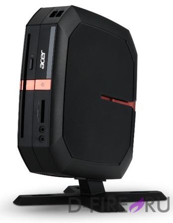 Мини-компьютер Acer Revo RL80 (i3 3227U/4Gb/500Gb/W8)
