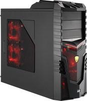 Корпус для ПК Aerocool X-Warrior Black Edition