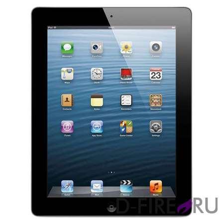 Планшетный компьютер Apple iPad 4 16Gb Wi-Fi + Cellular - Черный