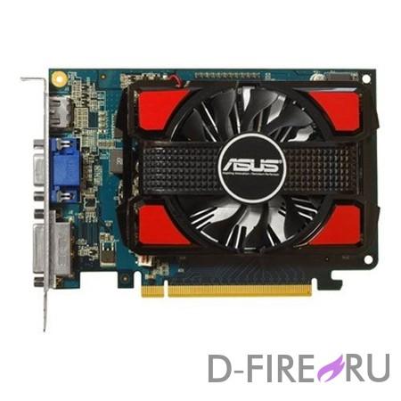 Видеокарта Asus GeForce GT630 4096Mb