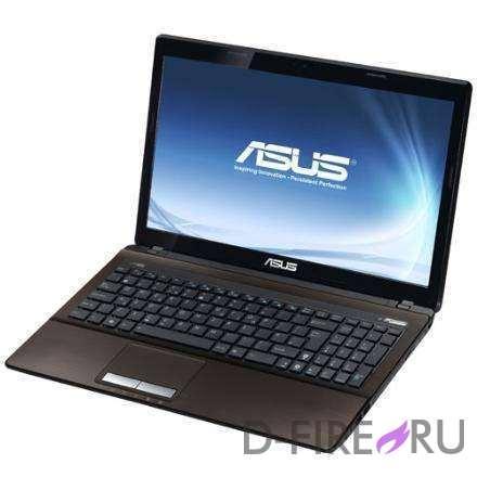 Ноутбук Asus K53U (E-450/2Gb/320Gb/6320/W7HB)