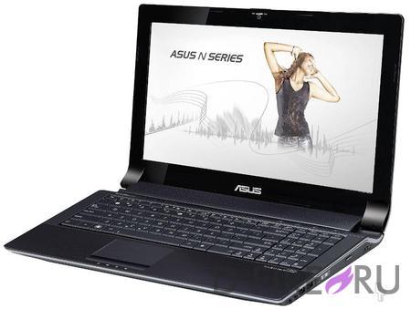 """Ноутбук Asus N53Sm (i5 2450M/4Gb/500Gb/15""""/GeForce GT630M/W7HB)"""
