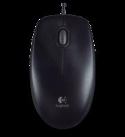 Мышь Logitech B100 Optical USB