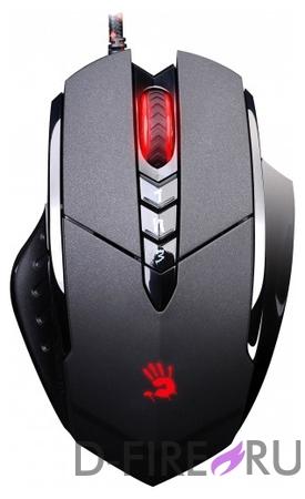 Мышь A4-Tech V7 size L