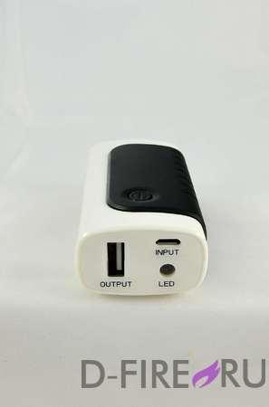 Внешний аккумулятор Bliss Power Bank MF5200