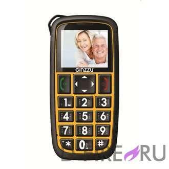 Смартфон GINZZU R31D