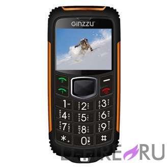 Смартфон GINZZU R5 DUAL