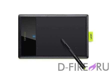 Графический планшет Wacom CTL-470K