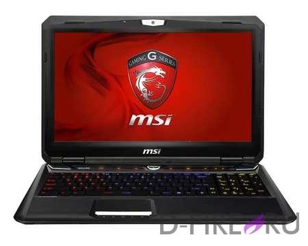 Ноутбук MSI GT60 0NC-410RU Black