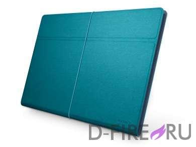 Чехол Sony для Xperia Tablet S, цвет голубой