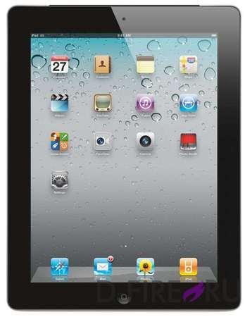 Планшетный компьютер Apple iPad 4 64Gb Wi-Fi + Cellular - Черный