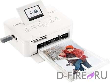 Принтер Canon SELPHY CP-800