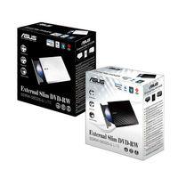 Привод Asus DVD-RW ext. Blaсk Slim Ret. USB2.0 + Мышь Asus optical + Чехол Asus 10''