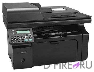 МФУ HP LaserJet Pro M1212nf
