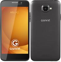 Смартфон Gigabyte GSmart Alto A2, цвет черный/белый