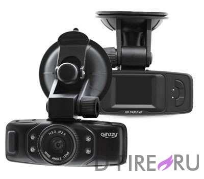 Видеорегистратор GINZZU FX-902HD GPS