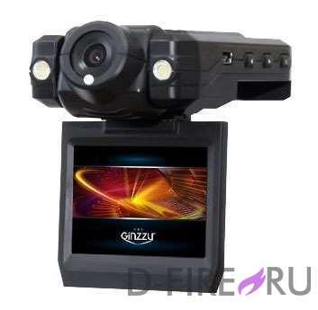 Видеорегистратор GINZZU FX-701HD