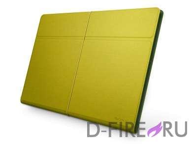 Чехол Sony для Xperia Tablet S, цвет зеленый