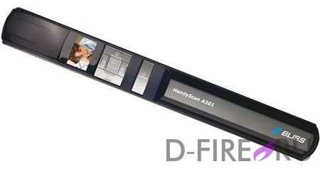 Сканер Bliss Handy Scan A201