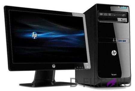 """Комплект Компьютер + Монитор HP (G640/4Gb/500Gb/R7450/20""""/W7)"""