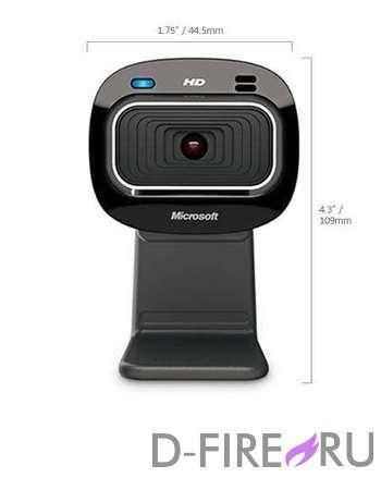 Web-камера Microsoft Lifecam HD-3000