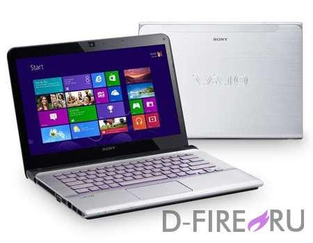 Ноутбук Sony VAIO® SV-E14A2V2R/S Touch Screen