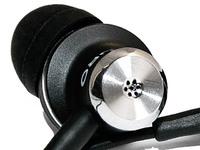 Гарнитура PURO In-Ear IPHF3 для iPhone/iPad/iPod (черная)