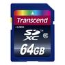 Карта памяти Transcend SDXC 64GB Class 10