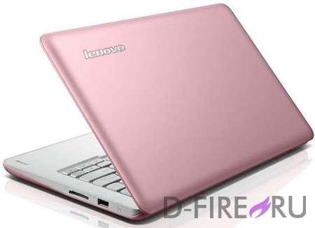Нетбук Lenovo IdeaPad S206 Pink