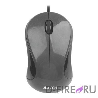 Мышь A4-Tech N-320-1 V-Track USB