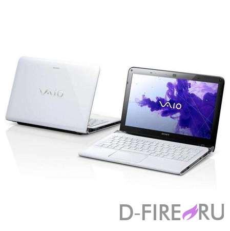 Нетбук Sony VAIO® SV-E1111M1R/W