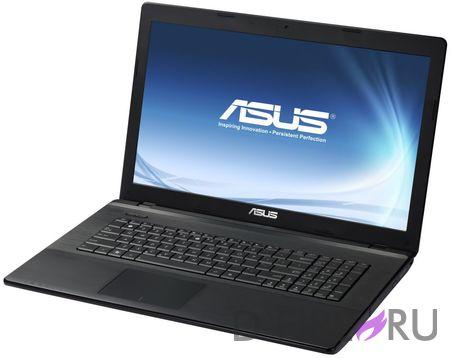 """Ноутбук Asus X75A (i3-3120M/4Gb/750Gb/17""""/W8)"""