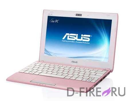 Нетбук Asus EEE PC 1025C Pink