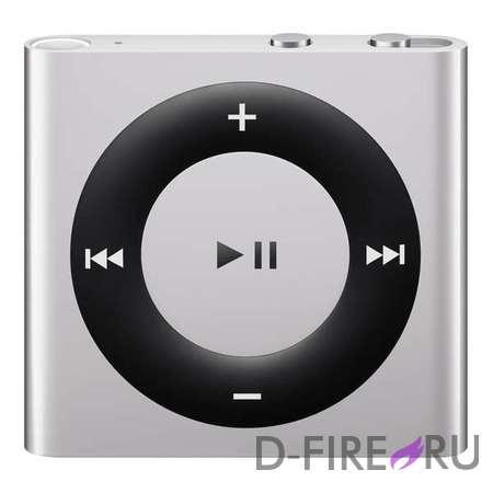 Плеер Apple iPod shuffle 2G Silver RPO