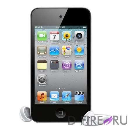 Плеер Apple iPod touch 16GB - Black