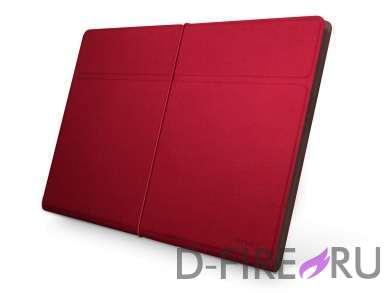 Чехол Sony для Xperia Tablet S, цвет красный